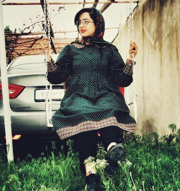عکس جدید زهره نعیمی