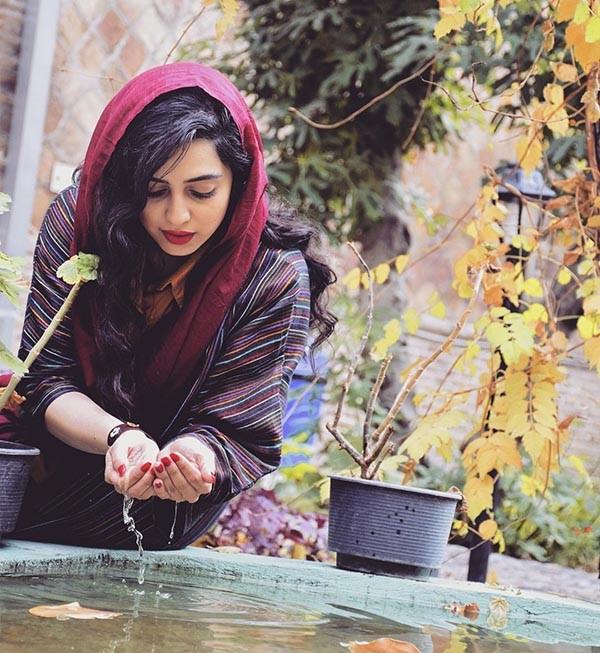 عکس های جدید زهره نعیمی  بازیگر فیلم پرگار